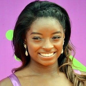 Simone Biles 6 of 8