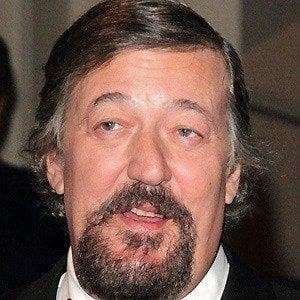 Stephen Fry 2 of 10