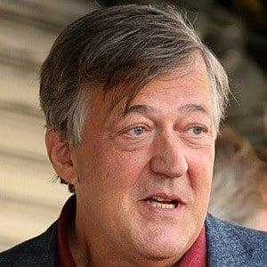 Stephen Fry 8 of 10