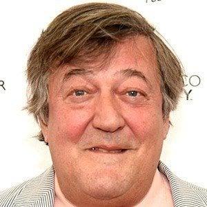 Stephen Fry 9 of 10