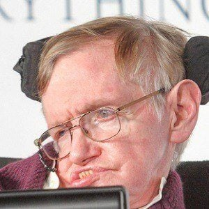 Stephen Hawking 4 of 5