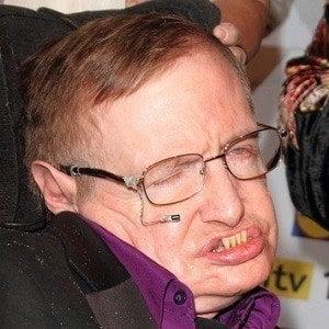 Stephen Hawking Bio Facts Family Famous Birthdays