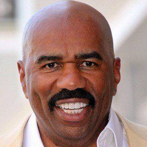 steve harvey bio facts family famous birthdays
