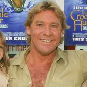 Steve Irwin 3 of 3
