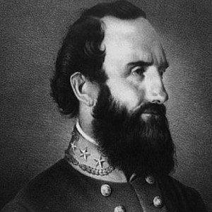 Thomas Stonewall Jackson 4 of 4