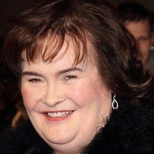 Susan Boyle 3 of 8