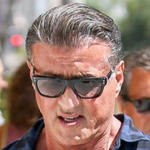 Sylvester Stallone Bio Facts Family Famous Birthdays