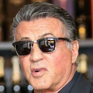 Sylvester Stallone 9 of 10