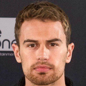 Theo James 2 of 9