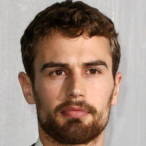 Theo James 8 of 9