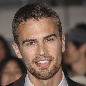 Theo James 10 of 10