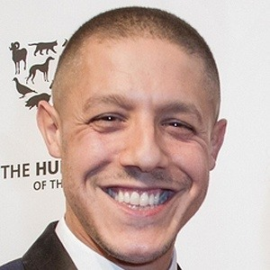 Theo Rossi 9 of 10