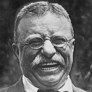 Theodore Roosevelt 2 of 10