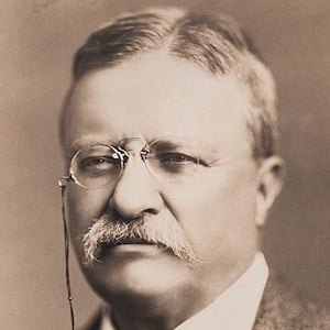Theodore Roosevelt 3 of 10