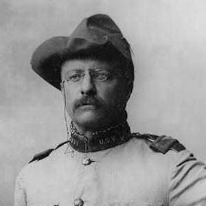 Theodore Roosevelt 6 of 10