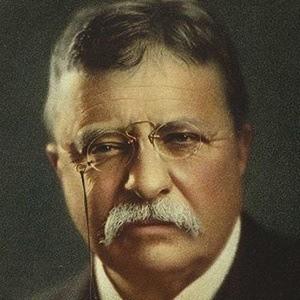 Theodore Roosevelt 8 of 10
