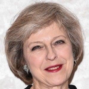 Theresa May 4 of 6
