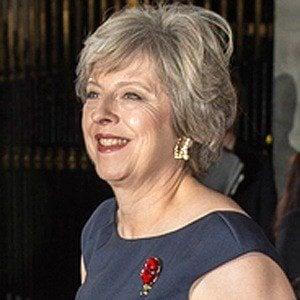 Theresa May 5 of 9