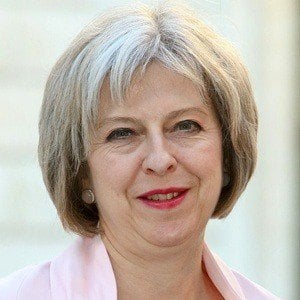 Theresa May 6 of 9