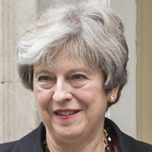 Theresa May 8 of 9