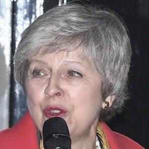 Theresa May 9 of 9
