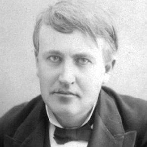 Thomas Edison 4 of 10