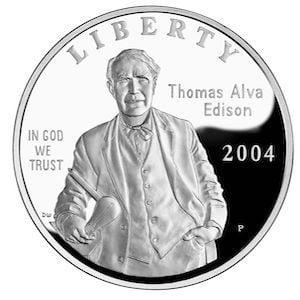 Thomas Edison 7 of 10