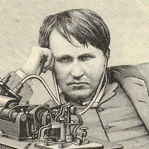 Thomas Edison 8 of 10