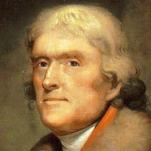 Thomas Jefferson 3 of 7