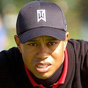 Tiger Woods 5 of 7