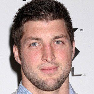 Tim Tebow 2 of 10