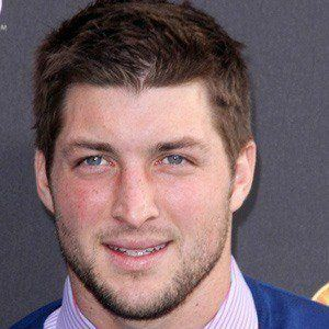 Tim Tebow 4 of 10