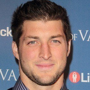 Tim Tebow 5 of 10