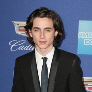 Timothée Chalamet 5 of 10