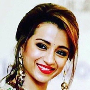Trisha Krishnan 2 of 6