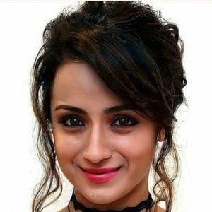 Trisha Krishnan Headshot 7 of 10