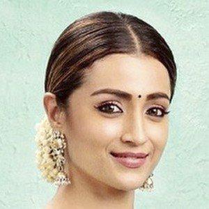 Trisha Krishnan Headshot 9 of 10