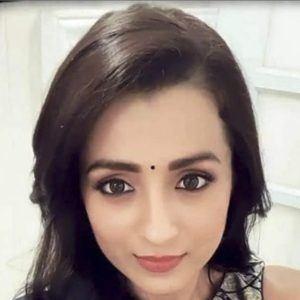 Trisha Krishnan Headshot 10 of 10