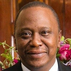 Uhuru Kenyatta 2 of 3
