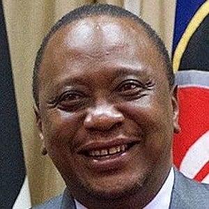 Uhuru Kenyatta 3 of 3