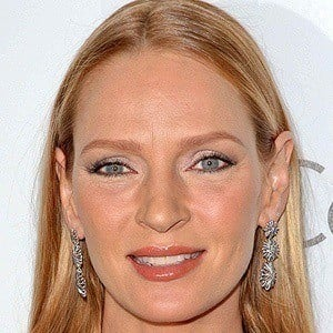 Uma Thurman - Bio, Facts, Family | Famous Birthdays