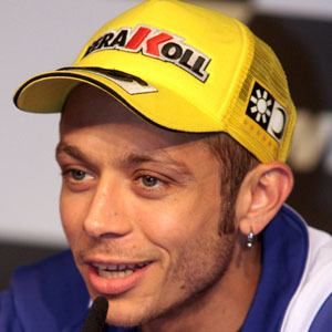 Valentino Rossi 6 of 6