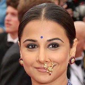 Vidya Balan Headshot 2 of 2