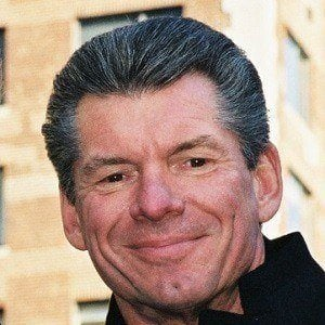 Vince McMahon 2 of 5