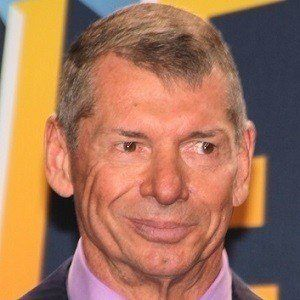 Vince McMahon 3 of 5