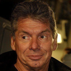 Vince McMahon 5 of 5