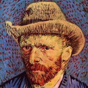 Vincent van Gogh 5 of 6
