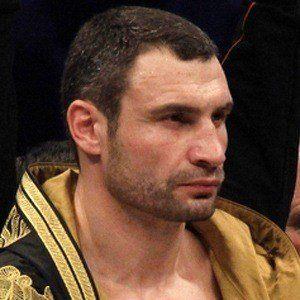 Vitali Klitschko 2 of 5