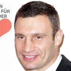 Vitali Klitschko 3 of 5