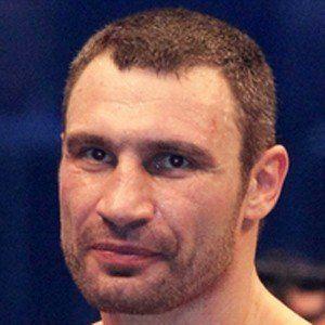 Vitali Klitschko 4 of 5